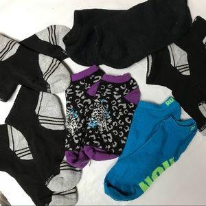 🧚🏻♀️✨Sketchers & Fun Ankle Sport Sock Bundle